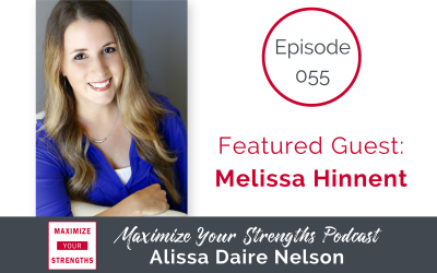 055: Let Your Purpose and Your Future Legacy Drive You with Melissa Hinnant