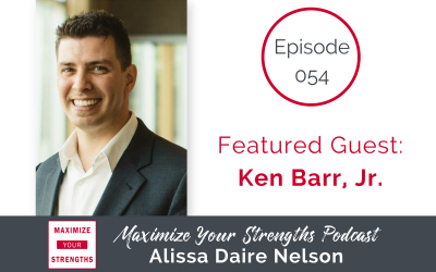 054: All About Maximizer with Ken Barr, Jr.