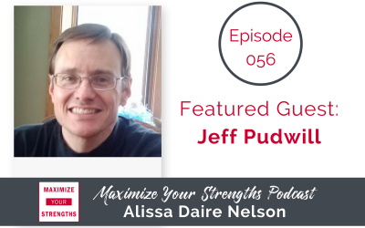 056: All About Positivity with Jeff Pudwill