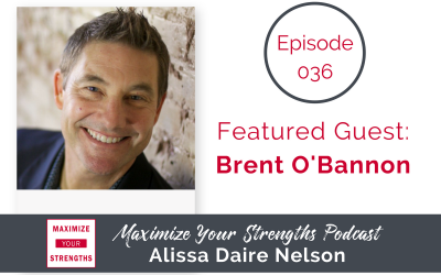 036: All About Focus with Brent O'Bannon