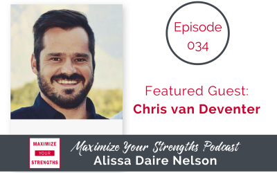 034: All About Empathy with Chris van Deventer