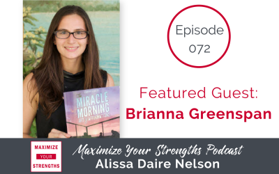 072: Take Back Control From Chronic Pain & Illness Through Strengths