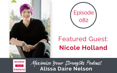 082: Strategic Podcast Guesting for Impact with Nicole Holland