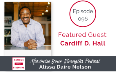 096: Turning the Tide with Cardiff D. Hall