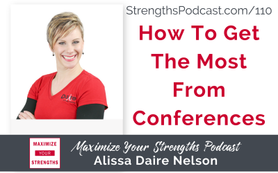 110: How To Get The Most From Conferences